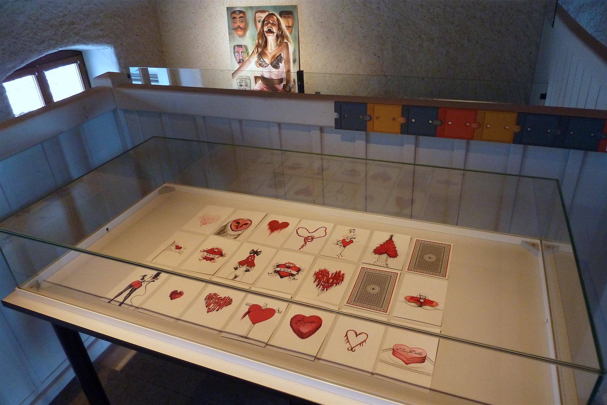 """Exposition """"Ecce homo ludens. Saison suisse"""", Musée Suisse du Jeu, La Tour de Peilz, octobre 2011-février 2012"""